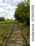 Railway Impasse. Symbol  The...