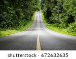 The Road For Transportation In...