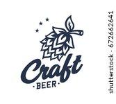 Beer Logo  Badge  Label For...