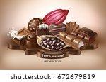 vector illustration  banner... | Shutterstock .eps vector #672679819
