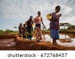 Gayo Village  Ethiopia   June...