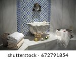 hammam | Shutterstock . vector #672791854
