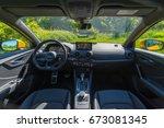 prague  the czech republic  25. ...   Shutterstock . vector #673081345