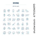 vector graphic set.isolated... | Shutterstock .eps vector #673106095