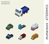 isometric transport set of...