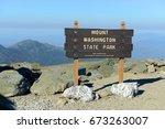 Mount Washington State Park...