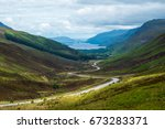 View Of Loch Maree From Glen...