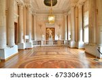 st.petersburg  russia   march... | Shutterstock . vector #673306915