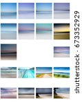 Small photo of abstract art photography