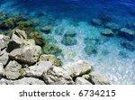 coast of the sea | Shutterstock . vector #6734215