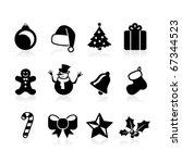 Simple Christmas Icons