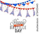 illustration banner or poster... | Shutterstock .eps vector #673455445