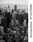 new york city | Shutterstock . vector #673525084