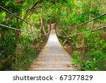 Bridge To The Jungle Khao Yai...