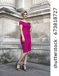 street fashion concept....   Shutterstock . vector #673818727