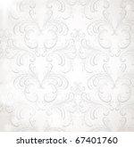 seamless wallpaper  vector... | Shutterstock .eps vector #67401760