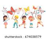 stock vector illustration... | Shutterstock .eps vector #674038579
