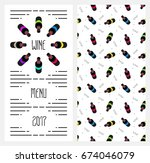 colorful vector illustration.... | Shutterstock .eps vector #674046079
