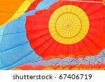 hot air balloons soaring   Shutterstock . vector #67406719