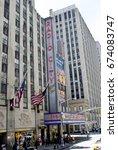 new york  usa   june 13  2016 ... | Shutterstock . vector #674083747