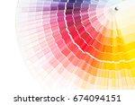 color palette  samples of
