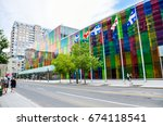 montreal  canada   july 26 ... | Shutterstock . vector #674118541