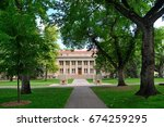 colorado state university... | Shutterstock . vector #674259295