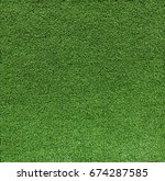 green grass texture background  ... | Shutterstock . vector #674287585