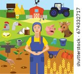 color vector clip art....   Shutterstock .eps vector #674332717