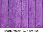 Purple Wood Texture. Vertical...