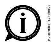 info icon | Shutterstock .eps vector #674458579