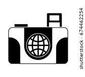 camera icon   Shutterstock .eps vector #674462254