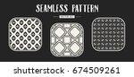 abstract concept vector... | Shutterstock .eps vector #674509261