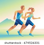 vector illustration and... | Shutterstock .eps vector #674526331