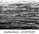 grunge old wood black cover... | Shutterstock .eps vector #674575639