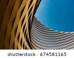 basel   switzerland   june 16 ... | Shutterstock . vector #674581165