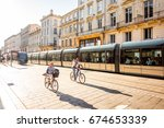 bordeaux  france   may 24  2017 ... | Shutterstock . vector #674653339