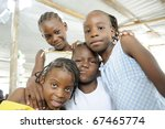 port au prince   august 22 ... | Shutterstock . vector #67465774