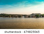 Small photo of Island of lovers at Tapajos river - Alter do Chao - Para - Brazil