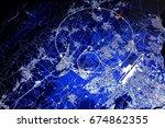 geneva  switzerland  18 march...   Shutterstock . vector #674862355