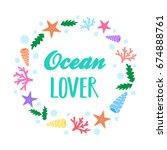 Ocean Lover  Marine Creatures...