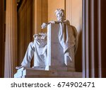 The Marble Columns And Abraham...