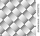 halftone pattern for any... | Shutterstock .eps vector #675003751