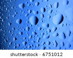 water drops | Shutterstock . vector #6751012