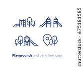 Playground And Park Location...