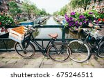 netherlands  amsterdam   june... | Shutterstock . vector #675246511