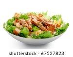 caesar salad | Shutterstock . vector #67527823