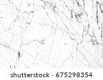 white marble luxury decor... | Shutterstock . vector #675298354