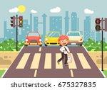 stock vector illustration... | Shutterstock .eps vector #675327835