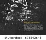 vector illustration of cement... | Shutterstock .eps vector #675343645